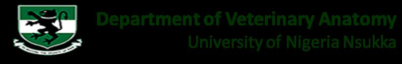 Department of Verterinary Anatomy